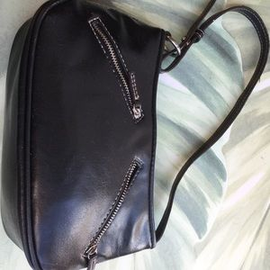 NINE WEST SMALL SHOULDER BAG WITH MIRROR